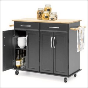 Portable Kitchen Islands And Carts
