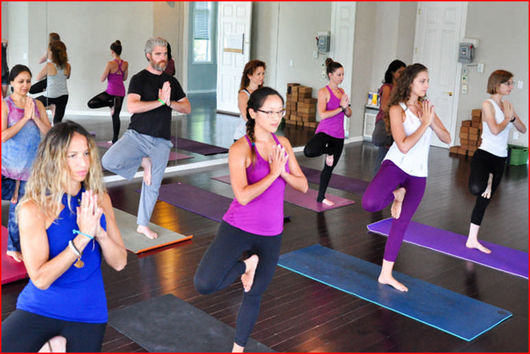 Beginner Hot Yoga Classes Near Me