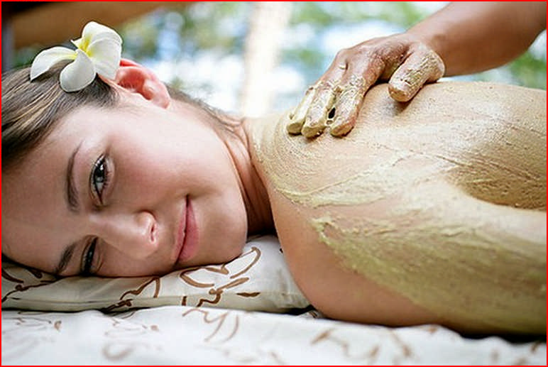 Body Scrub And Massage Spa Near Me