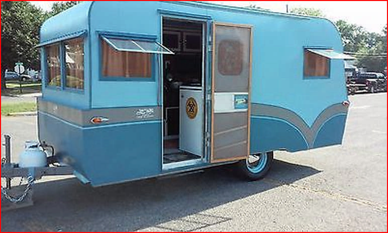 Vintage Travel Trailers For Sale Near Me