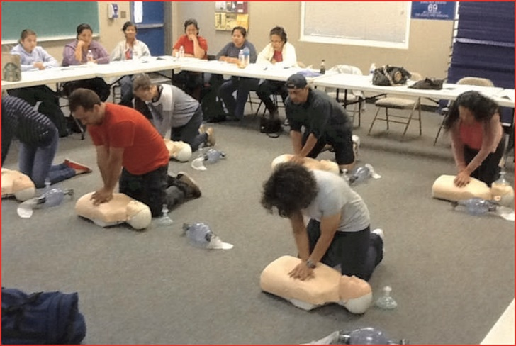 Cpr First Aid Classes Near Me