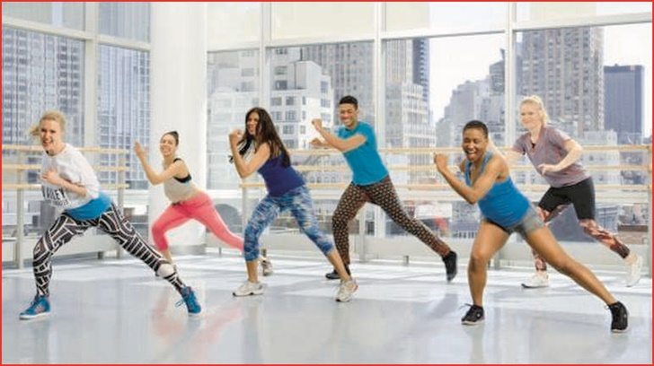 Dance Fitness Classes Near Me