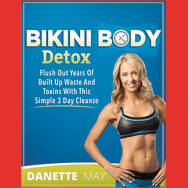 Danette May 3 Day Detox 2019