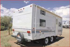Used Travel Trailers For Sale Near Me
