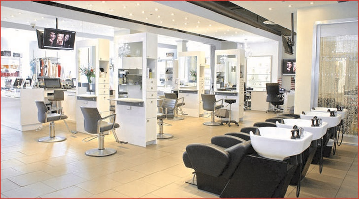 Top Rated Hair Salons Near Me - HOME