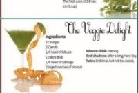 3 Day Detox Recipes For Weight Loss