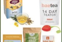 Best Detox Tea For Weight Loss Reviews