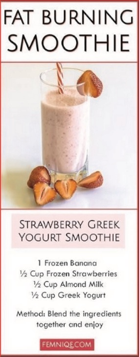 Detox Smoothies To Shed Belly Weight