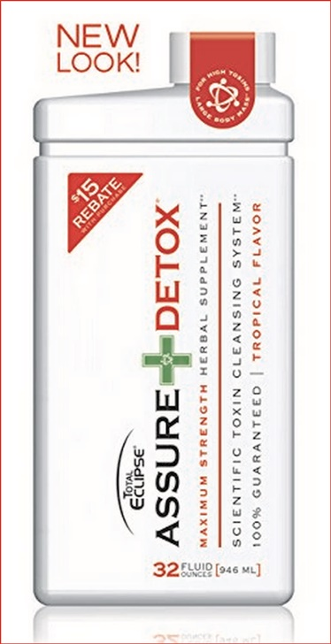 Total Eclipse Assure Detox Maximum Strength Reviews