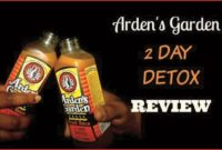 Ardens Garden 2 Day Detox Review