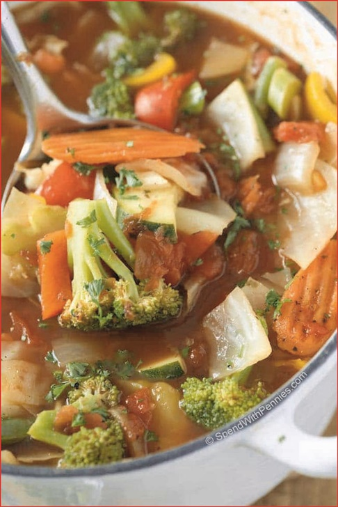 Detox Soup Recipes For Weight Loss