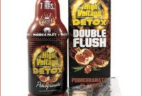 High Voltage Detox Double Flush Reviews