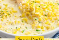 Lawrys Creamed Corn