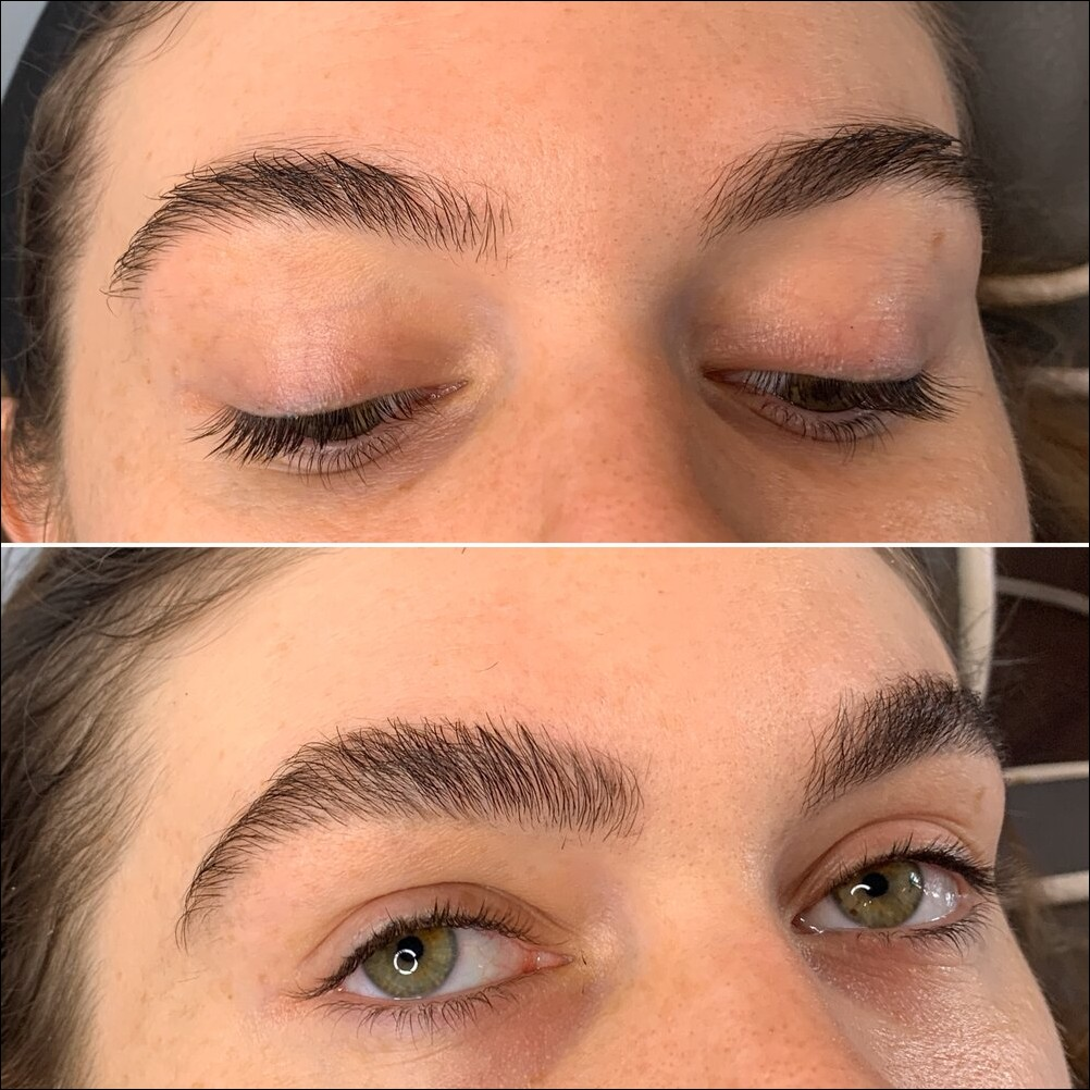 Eyebrow Lamination Near Me