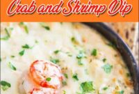 Crab And Shrimp Dip