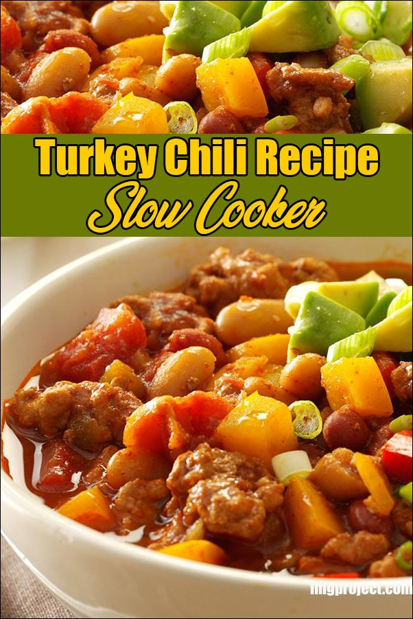 Turkey Chili Recipe Slow Cooker