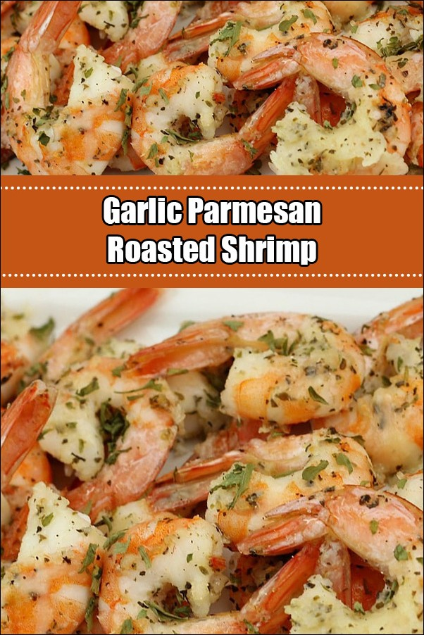 Garlic Parmesan Roasted Shrimp 3